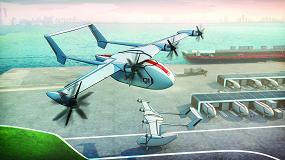 Foto de FLEXCRAFT: a aeronave flexível do futuro