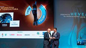 Foto de Trelleborg TM1000 Progressive Traction gana el premio 'Mejor Neumático de Agricultura'