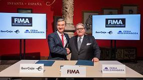 Foto de Ibercaja, patrocinador principal de FIMA 2020