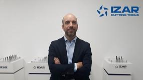 Foto de Juan Garaizar, nuevo director comercial y de Marketing de Izar Cutting Tools