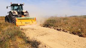 Foto de FIMA 2020: Serrat destaca la trituradora Farmland para tractores de un amplio rango de potencia
