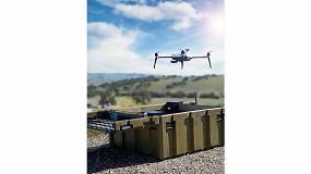 Foto de Target Tecnología presentará drones autónomos y barreras contra vehículos en Sicur 2020