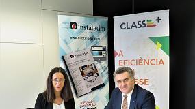 Foto de ADENE e Revista O Instalador estabelecem acordo no âmbito da rede de parceiros CLASSE+