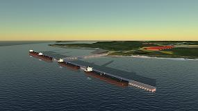 Foto de Grupo Quadrante desenvolve estudos para criar importante terminal portuário no Brasil