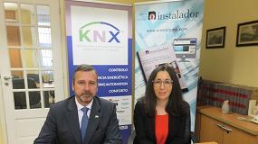 Foto de Revista O Instalador e Associação KNX Portugal reforçam cooperação institucional