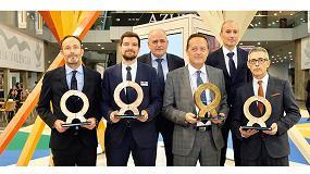 Foto de Los Premios Alfa de Oro reconocen los productos más innovadores de Cevisama