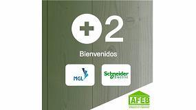 Foto de Schneider Electric y MGL Euman, nuevos asociados de AFEB