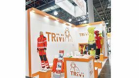 Foto de Trivi presenta en Sicur sus novedades y su cambio de imagen corporativa