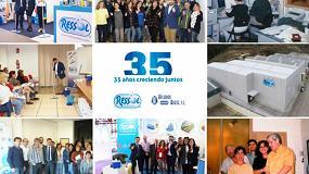 Foto de Hilados Biete-Ressol cumple 35 años en el sector de limpieza profesional