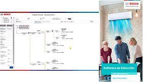 Foto de Bosch acerca el Software Air Select a sus profesionales
