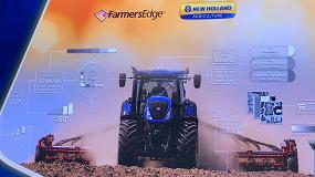Foto de FIMA 2020: La granja sostenible de New Holland con el tractor impulsado por metano