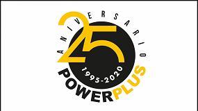 Foto de 25 años de herramientas eléctricas Powerplus