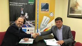 Foto de UECoE y Bechtle Edtech firman un acuerdo de colaboración