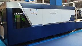 Foto de Una empresa de Grupo Recam incorpora un equipo de láser fibra de Hans Laser