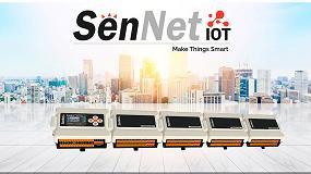 Foto de Nueva gama de dataloggers SenNet IoT de Satel