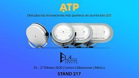 Foto de ATP Iluminación acudirá a la Expo Lighting America 2020 con sus innovaciones más punteras