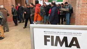 Foto de FIMA 2020 conecta al sector agroalimentario