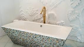 Foto de No São Valentim, banheiras pensadas para dois