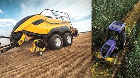 Foto de New Holland hace balance y subraya el 22% de cuota en tractores 'especiales'