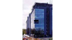Foto de Remodelación técnica del Edificio Piovera Azul