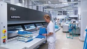 Foto de Girbau renueva la lavandería del Hospital Clínico de Zaragoza y duplica su capacidad
