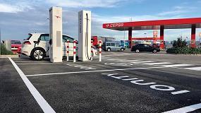Foto de Ionity inaugura una instalación de carga ultrarrápida en Puerto Lumbreras, Murcia