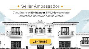 Foto de TP-Link presenta 'el Club de Embajadores' para su canal reseller