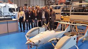 Foto de Fada-Catec coordina un proyecto sobre movilidad aérea autónoma