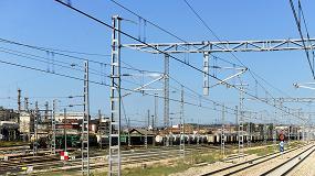 Foto de Transfesa Logistics y Slisa gestionan la terminal de León Mercancías