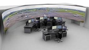Foto de Indra desarrolla una torre de control aéreo remoto basada en inteligencia artificial