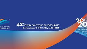 Foto de Mostra Convegno Expocomfort 2020
