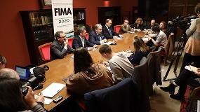 """Foto de FIMA 2020 """"de récord"""": 1.653 expositores y 163.500 metros cuadrados"""