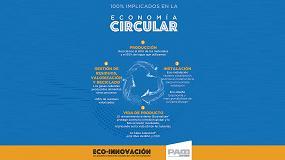 Foto de ¿Qué hace Saint-Gobain PAM para cultivar la economía circular?