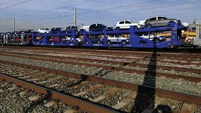 Foto de Transfesa Logistics y Volkswagen Group Logistics renuevan el contrato para el tráfico de vehículos internacionales