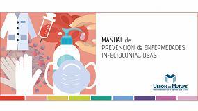 Foto de Unión de Mutuas publica una guía de protección contra las enfermedades infectocontagiosas
