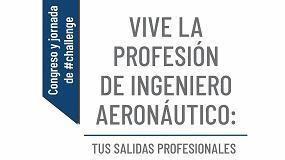 Foto de Coiae aborda las salidas profesionales de la ingeniería aeronáutica en España