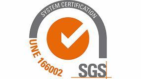 Foto de Gaiker certifica su Sistema de Gestión de I+D+i con la UNE 166002:2014