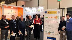 Foto de GOCITRUS se pone en marcha para ofrecer herramientas innovadoras al sector citrícola