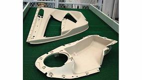 Foto de Fabricación de paneles de puertas de coches Volkswagen con inyectoras Chen Hsong