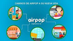 Foto de Anape lanza el vídeo 'Caminos de airpop a su nueva vida' para concienciar sobre el reciclado de Poliestireno Expandido