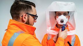 Foto de Mape Seguridad Laboral ofrece el nuevo servicio Fit 2 Fit, una prueba de ajuste facial de EPR