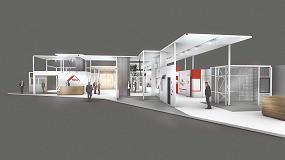 Foto de Roto se presenta en Fenserbau Frontale con un stand innovador