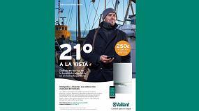 Foto de Hasta 250 € para los usuarios que adquieran una caldera de condensación Vaillant