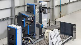 Foto de Sermec apuesta por una máquina multifunción Soraluce FS 10000 para aumentar su productividad