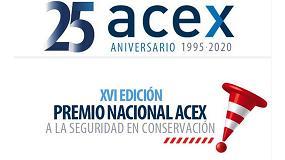 Foto de Acex convoca el XVI Premio Nacional a la Seguridad en la Conservación de Infraestructuras