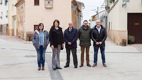 Foto de El Gobierno de Navarra destina más de 225.000 euros a renovar la iluminación y varias calles de Mendavia