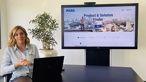 Foto de Faro presenta su nuevo 'Product Finder'