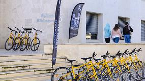 Foto de Universidade do Algarve lançou sistema partilhado de bicicletas para uso da comunidade académica