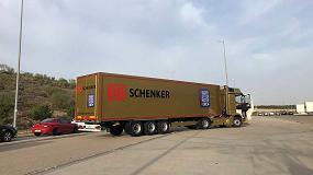 Foto de La planta de DB Schenker en Zaragoza aumentó un 24% su facturación