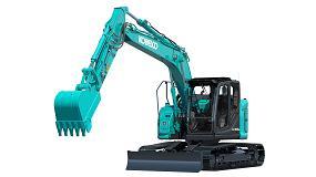 Foto de Kobelco presenta su innovadora excavadora de 14 toneladas en Smopyc 2020
